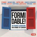Various Artists - Formidable - 42 Franse Chansons