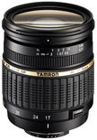 Tamron SP 17-50mm f/2.8 Di II - Canon