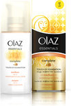 Olaz Complete Care Touch of Foundation SPF 15 - Medium - Hydraterende Crème