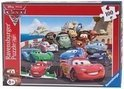 Ravensburger XXL Puzzel - Cars 2 Explosieve Race