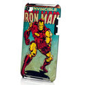 Marvel Satin Case voor iPod touch 4, Iron Man (Vintage)