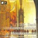 EASTER CANTATAS / TON KOOPMAN & THE AMSTERDAM BAROQUE