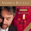 Sacred Arias Cd + Dvd