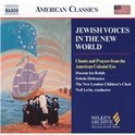 Jewish Voices In The New
