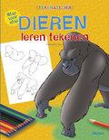 Stap voor stap dieren leren tekenen