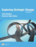 Exploring Strategic Change
