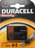 Duracell Security 6V Alkaline - J