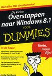 De kleine overstappen naar Windows 8.1 voor Dummies
