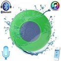 Waterproof Bluetooth Shower en Auto Speaker (Groen)