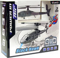 Silverlit Black Hawk Deluxe - RC Helicopter
