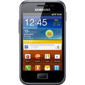 Samsung Galaxy Ace Plus - Zwart