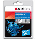 AgfaPhoto APHP364SET inktcartridge