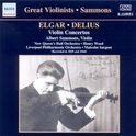 Great Violinists - Sammons - Elgar, Delius: Violin Concertos