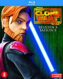 Star Wars: The Clone Wars - Seizoen 5 (Blu-ray)