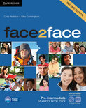 face2face. Student's Book with DVD-ROM and Online Workbook Pack. Pre-Intermediate 2nd edition