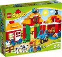 LEGO Duplo Ville Grote Boerderij - 10525