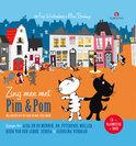 Zing mee met Pim en Pom + CD en bladmuziek