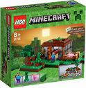 LEGO Minecraft De Eerste Nacht -21115