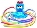 Splash & Fun watersprinkler Inktvis