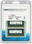 CT2C8G3S160BMCEU 16GB kit (8GBx2) DDR3 1600 MT/s  (PC3-12800) CL11 SODIMM 204pin 1.35V / 1.5V for Mac