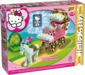 Hello Kitty Koets Met Paard