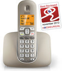 Philips XL3901S - Single DECT telelefoon - Zilver