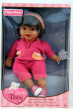 Fisher Price - Real Loving Baby &#39;Roze&#39;