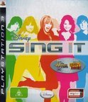 Disney, Sing It (ft. Camp Rock) Ps3