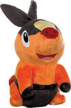 Pokmon Pratende Pluche Knuffel 30 cm - Tepig