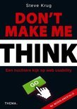 Don't make me think (Nederlandstalige editie)