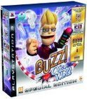 Buzz: Quiz World + 4 Draadloze Buzzers - Special Edition