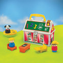 Fisher-Price Little People Verjaardagsschool