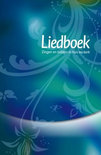 Liedboek blauw/groen