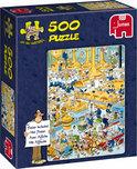 Jan van Haasteren Brouwerij - Puzzel - 500 stukjes