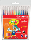 Stabilo Power Stiften 12 stuks