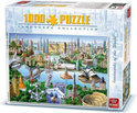 King Puzzel - Landmarks of the World