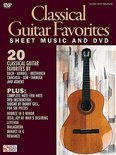Classical Guitar Favorites [With Dvd]