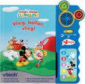 VTech Lees- en Leerboek Mickey Mouse Clubhouse