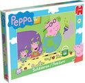 Jumbo Peppa Pig - Puzzel - 35 Stukjes