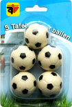 Tafelvoetbal Ballen 5 Stuks