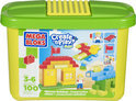 Mega Bloks Create 'n Play Junior Mini Tub Jongens