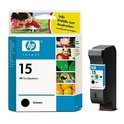 HP 15 - Inktcartridge / Zwart