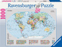 Ravensburger Puzzel - Staatkundige Wereldkaart