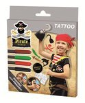 Ses Clowny Pirate World-Tattoostiften Piraat