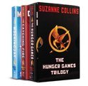 The Hunger Games Trilogy boxset (1-3)