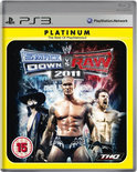 Wwe, Smackdown Vs Raw 2011 Ps3