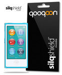 QooQoon silqShield™ Invisible voor Apple iPod Nano 7th Gen