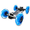 Walimex pro Mini Dolly voor DSLR camera's