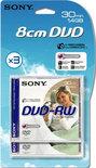 Sony DMW30 DVD-RW 30 min. (3 stuks)