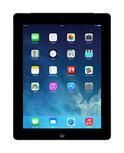 Apple iPad - met Retina-display - met 4G - 16GB - Zwart - Tablet